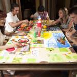 Creatieve schilder- en kunstlessen