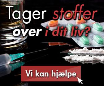 Tager stoffer over i dit liv?