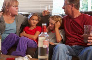 Alcoholisten en relaties, problemen voor de echtgeno(o)t(e)