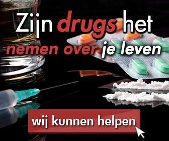 Zijn drugs het nemen over je leven